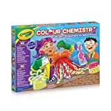 Crayola Colour Chemistry Lab Set, Steam, DIY, Science Projects, Gift for Boys and Girls, Kids, Ages 8, 9, 10 and Up, Holiday Toys, Arts and Craft