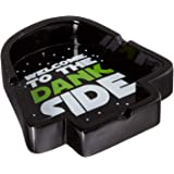 Fantasy Gifts Dank Side Ashtray, 4 1/2 x 4 inches, Multicolor