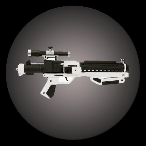 Stormtrooper Blaster]()
