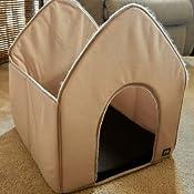 61LWAwuwtpL._CR0,51,398,398_UX175 Animal Planet Portable Pet House on folding indoor pet house, animal planet portable pet bed, pet supply dog house,