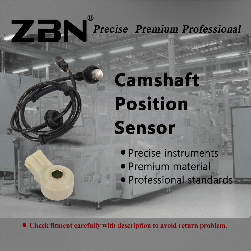 Crank Crankshaft Position Sensor CPS Sensor Fits 077905381G 077905381N For  Audi Q7 RS6 Volkswagen VW Touareg 4 2L V8 / ZBN