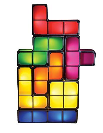 Amazoncom Original Tetris LED Games Light Stackable