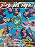 Guitar For The Practicing Musician Magazine December 1992 Sonic Youth, Jimi Hendrix, Motorhead