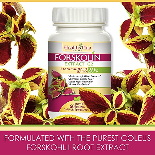 Forskolin for Weight Loss | Our Forskolin Extract for Weight Loss Contains 60 Capsule of Pure Forskolin | Keto Diet Pills When You Need Them Most