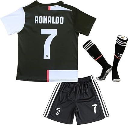 2019 2020 Cristiano Ronaldo Home Home Cr7 Juve Juventus Kids Soccer Football Jersey Youth Sizes Home 26 Jerseys Amazon Canada