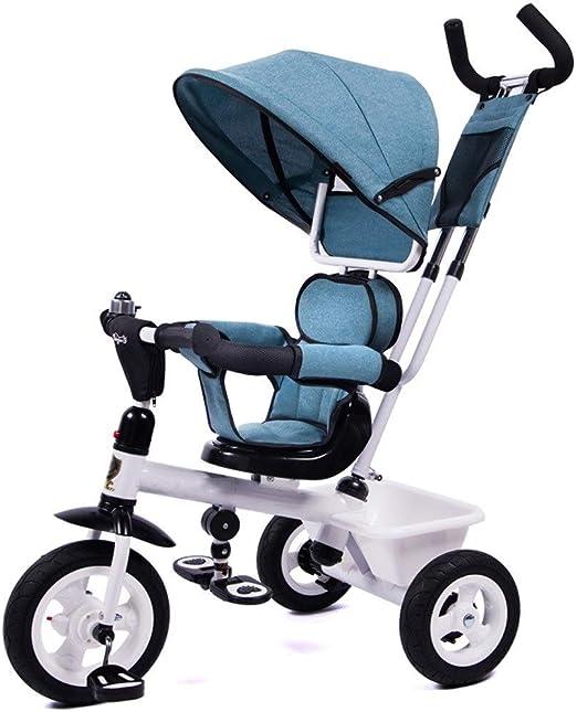 Triciclo para niños Desgaste de absorción Bicicleta Bicicleta Bebé ...
