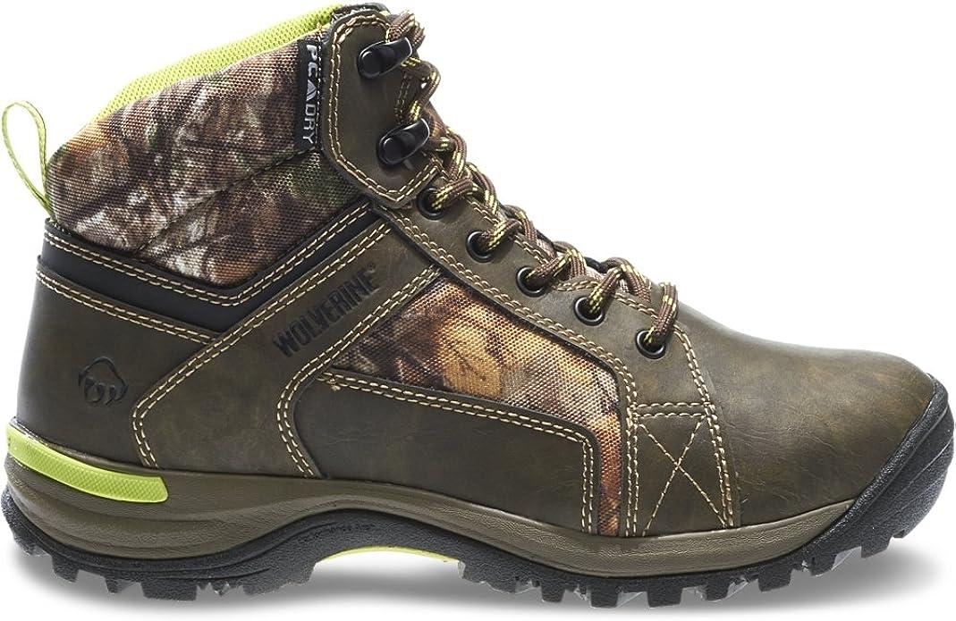 WOLVERINE Women's Sightline 5 Inch Boot