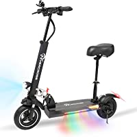 EverCross Electric Scooter, Electric Scooter for Adults with 800W Motor, Up to 28MPH & 25 Miles, Scooter for Adults with…