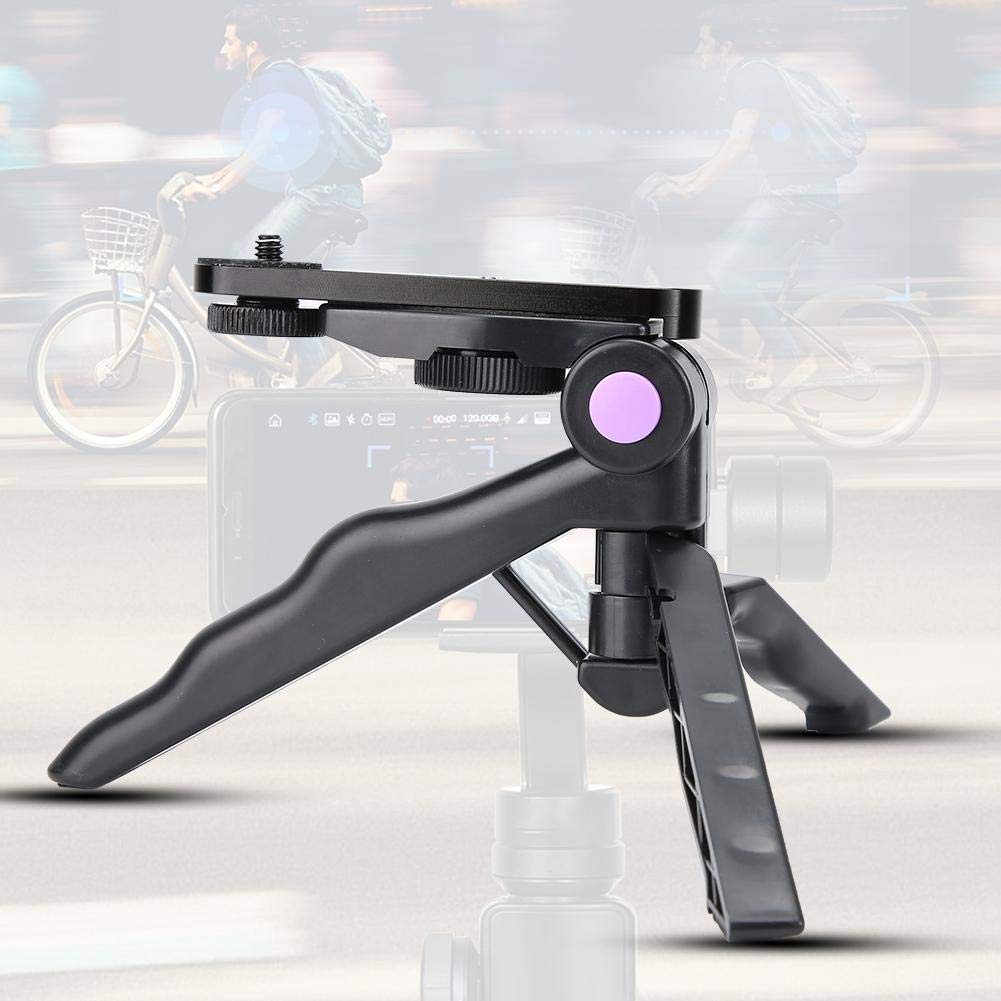 Handheld Camera Anti-Shake Stabilizer Head Gimbal Stabilizer Hand Grip Kit Mobile Phone//Camera Handheld Anti-Shake Stabilizer Fit for OSMO