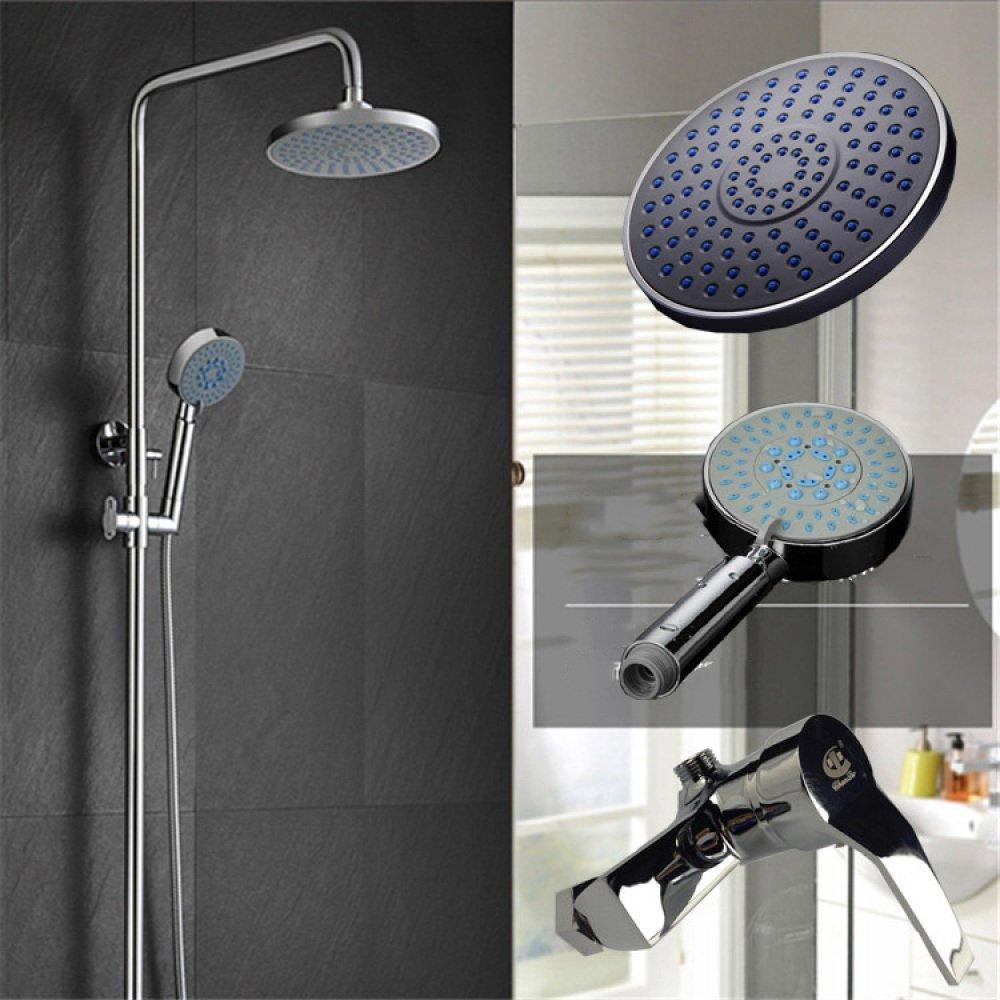 TOU Elevators Shower Sets Shower Sets Accor Shower Set,Silver