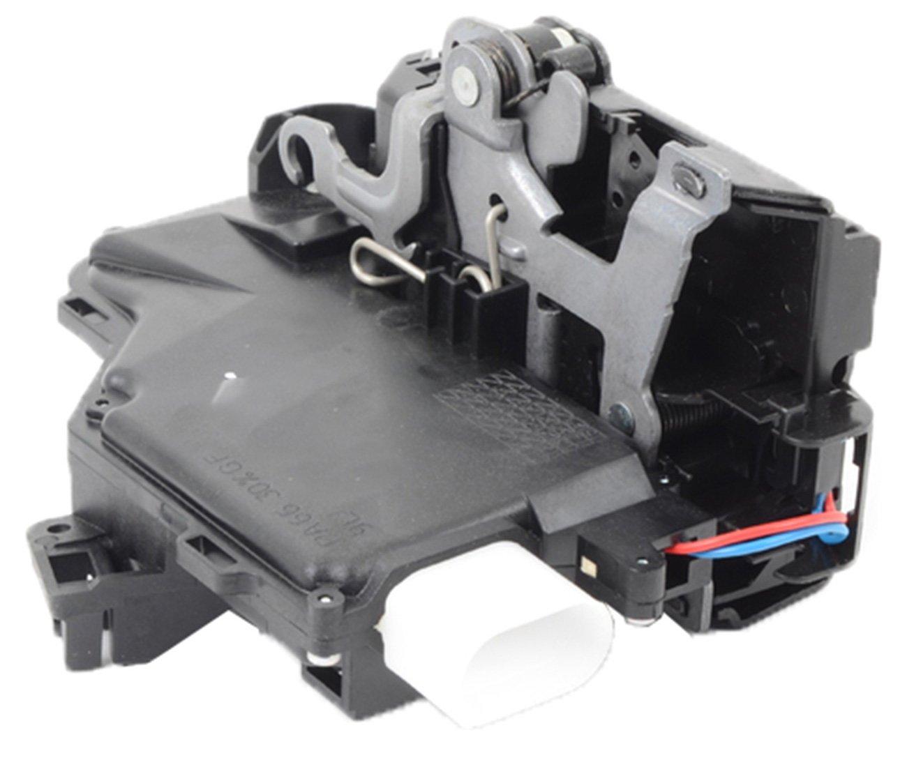 AUTOPA 3D1837015AD Front Left Door Lock Latch Actuator for Porsche Volkswagen Audi Seat