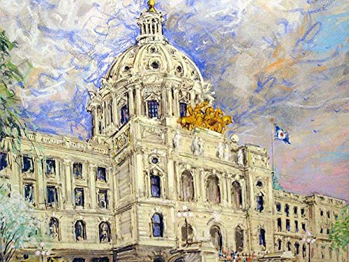 State Capitol, St. Paul by