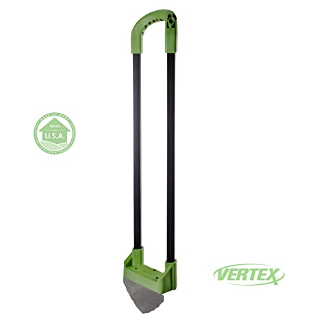 Elegant Easy Stepu0026#x2122; Lawn U0026 Garden Edger By Vertexu0026#174; With Stainless