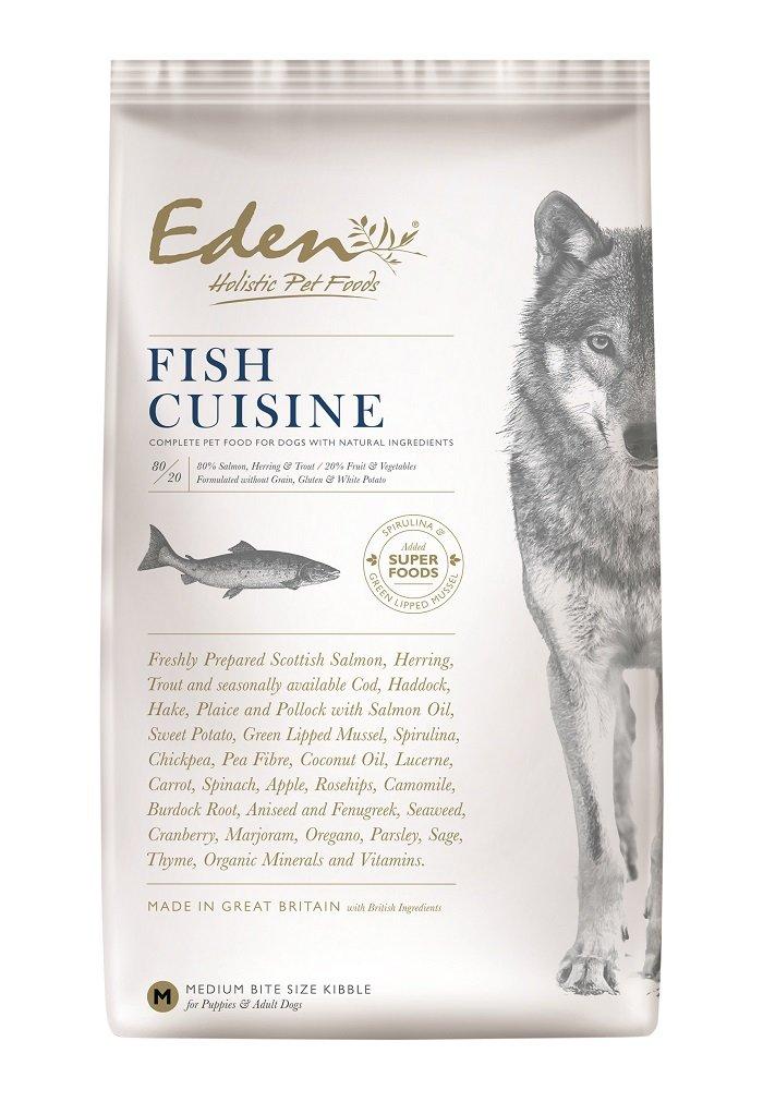 Eden Fish Cuisine Small Kibble 6kg