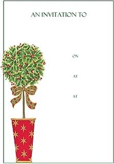 Amazon Com Caspari 85911e40 Parvaneh S Garden Fill In Invitations