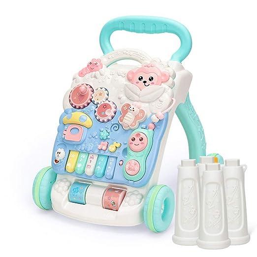 ZYP Andador para bebés, Carrito para niños con Tanque de Agua ...