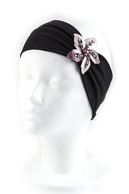 Trendy Fashion joyas, pañuelo para la cabeza, diseño de flores Fashion destino: Fashion Destination: Amazon.es: Joyería