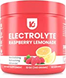 Keto Electrolytes Powder Advanced Hydration - Stay Healthy, Stay Hydrated, 50 Servings, Raspberry Lemonade Electrolyte…