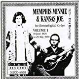 Memphis Minnie & Kansas Joe 1