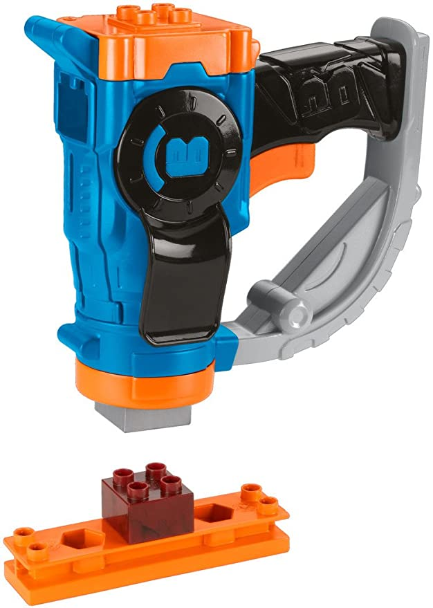 Fisher-Price Bob The Builder Power Nailer by: Amazon.es ...