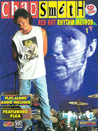 Drum Chad Smith - Chad Smith -- Red Hot Rhythm Method: Book & CD (DCI Video Transcription Series)