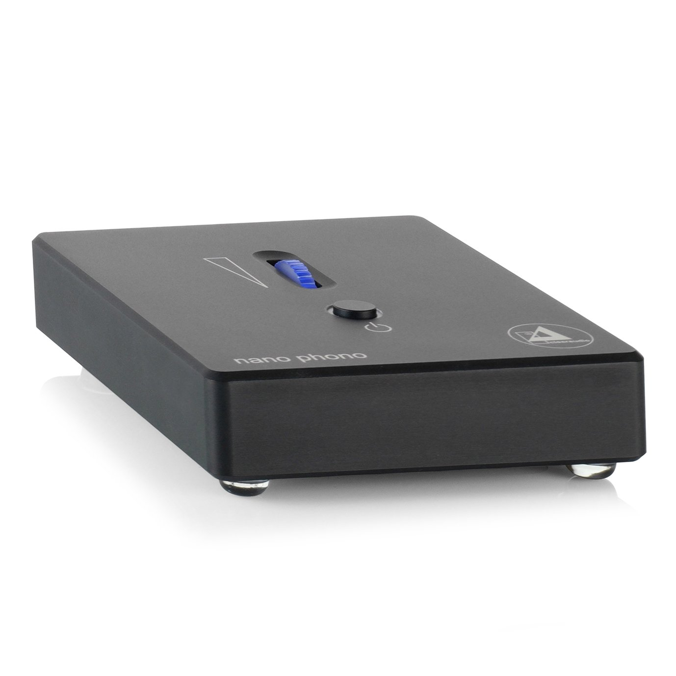 Clearaudio: Nano V2 Phono Preamp - Black by Clearaudio