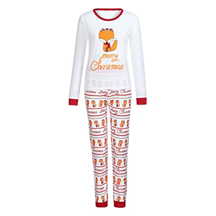 7831adcdc7 AutumnFall   Family Set Christmas Pajamas Look Father Mother Daughter Son  Matching