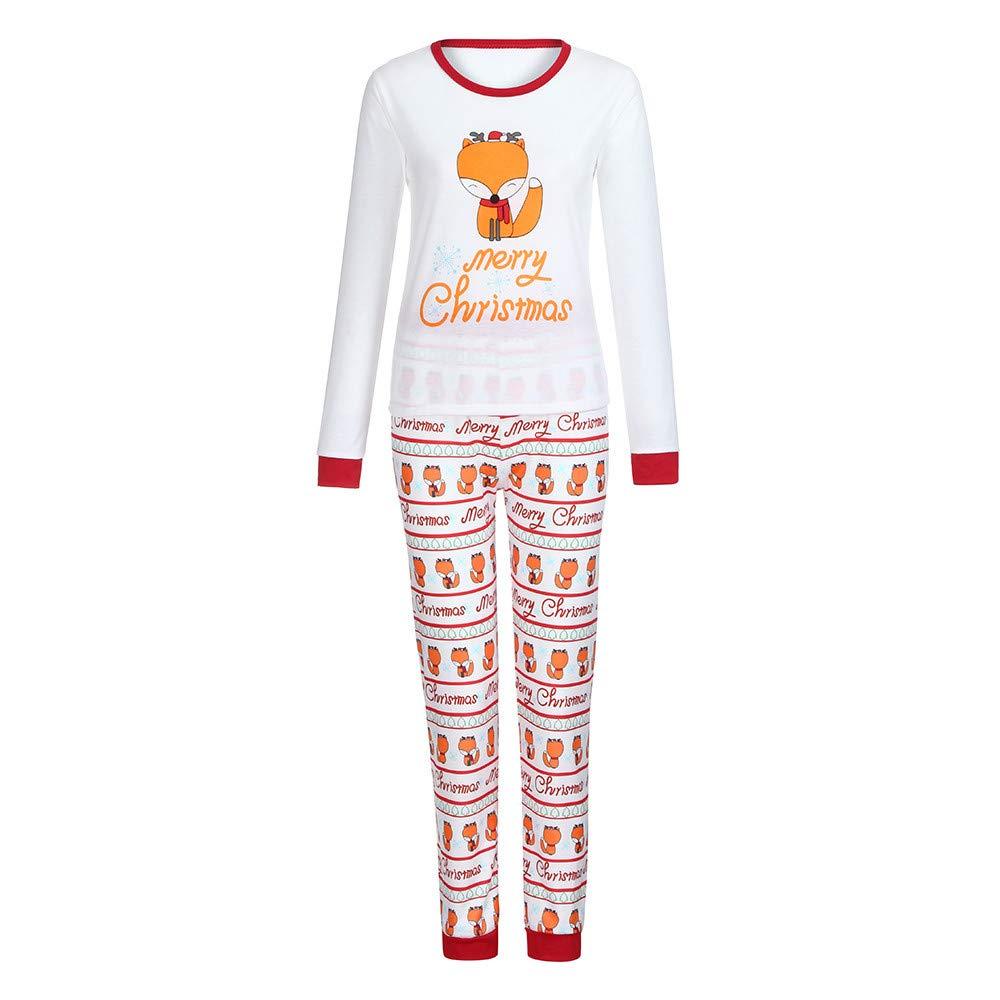 0bfe3b9453f32 Milktea Ensembles de Pyjama Noel Famille P ère M ère Gar çon Fille du ...