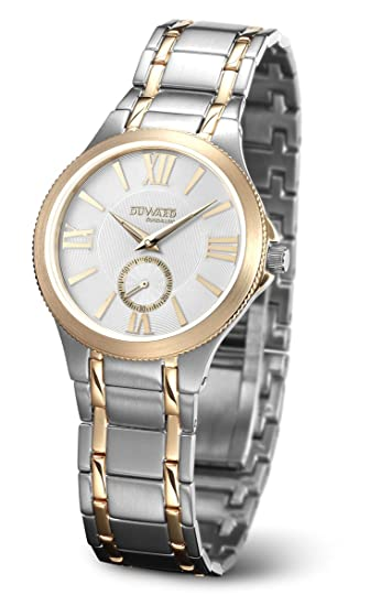 Reloj Duward para mujer colección Diplomatic Barcelona modelo D25600.81 REGALO balleta profesional de limpieza de joyas: Amazon.es: Relojes