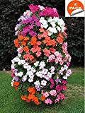 Apollo Flower Tower Freestanding Planter, 3-Feet