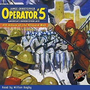 Operator #5 #19, October 1935 Audiobook