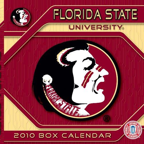 Florida State Seminoles - Box 2010 Box Calendar - State 2010 Box Calendar