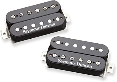 Seymour Duncan Pearly Gates Set review