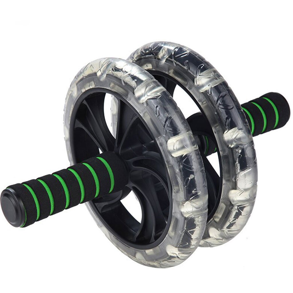 Big seller AB Roller Ab Unisex-Rad-Fitness-Studio-Werkzeug. AB Roller Bauchtrainer