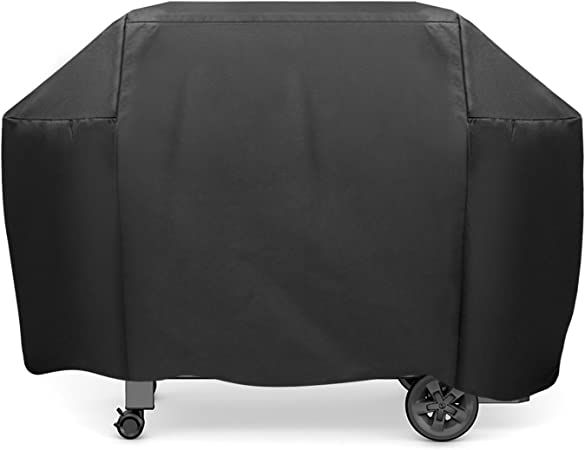Amazon Com Only Fire 58 Inch Grill Cover Fits For Weber Genesis Genesis Ii And Genesis Ii Lx 300 Series Gas Grills Char Broil Nexgrill Brinkmann And More 58 L25 W44 5h Garden Outdoor