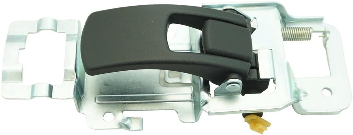 New Dakota Front//Rear Gray Inside Inner Interior Door Handle Pair Set Left Right