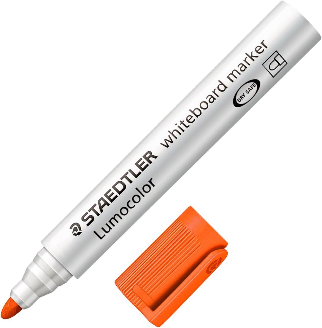 STAEDTLER LUMOCOLOR Whiteboard Marker 351 orange