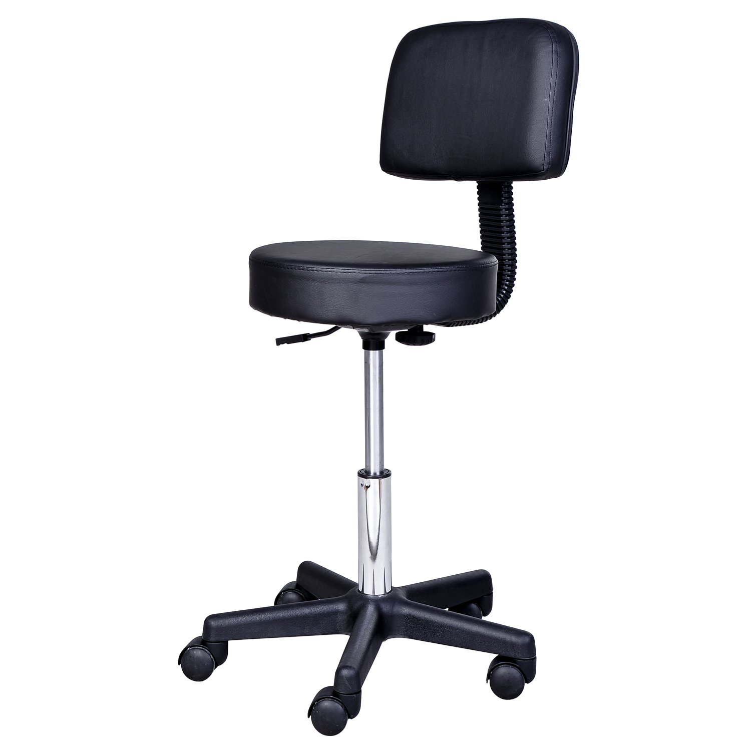 Hom Massage Beauty Salon Spa Chair Stool Swivel Gas Lift