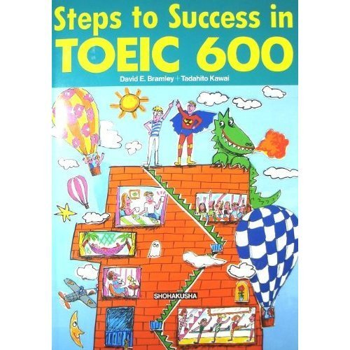Step to success in TOEIC 600-TOEIC senior challenge Braindumps 600 (1999) ISBN: 4881984497 [Japanese Import]