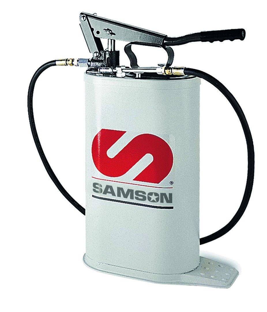 SAMSON 039-1996 Hand Open Bucket Grease Pump