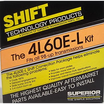 4L60E Shift Improvement Kit: Automotive
