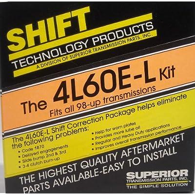 4L60E Shift Improvement Kit: Automotive