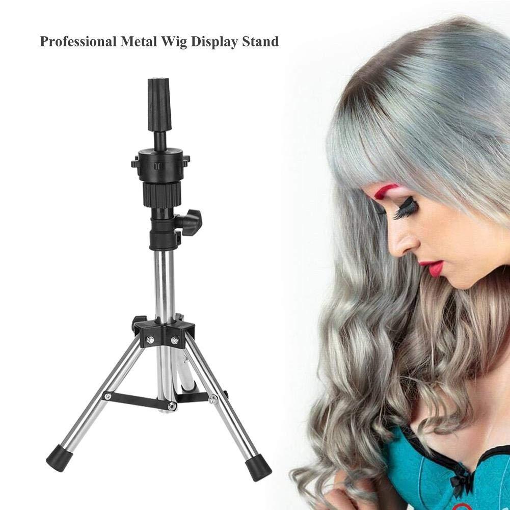 Adjustable Wig Hair Model Tripod Professional