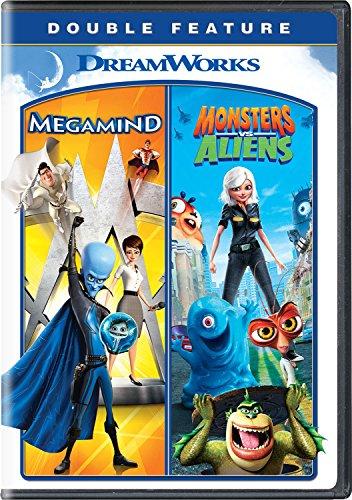 Megamind / Monsters vs. Aliens Double Feature