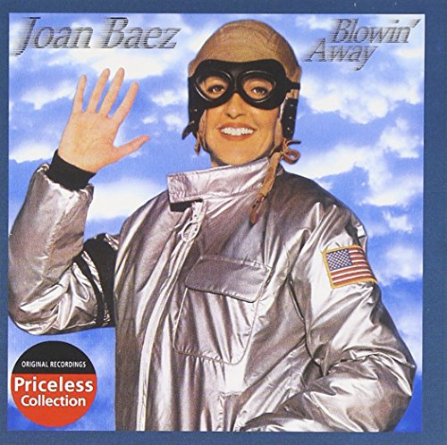 CD : Joan Baez - Blowin Away (CD)