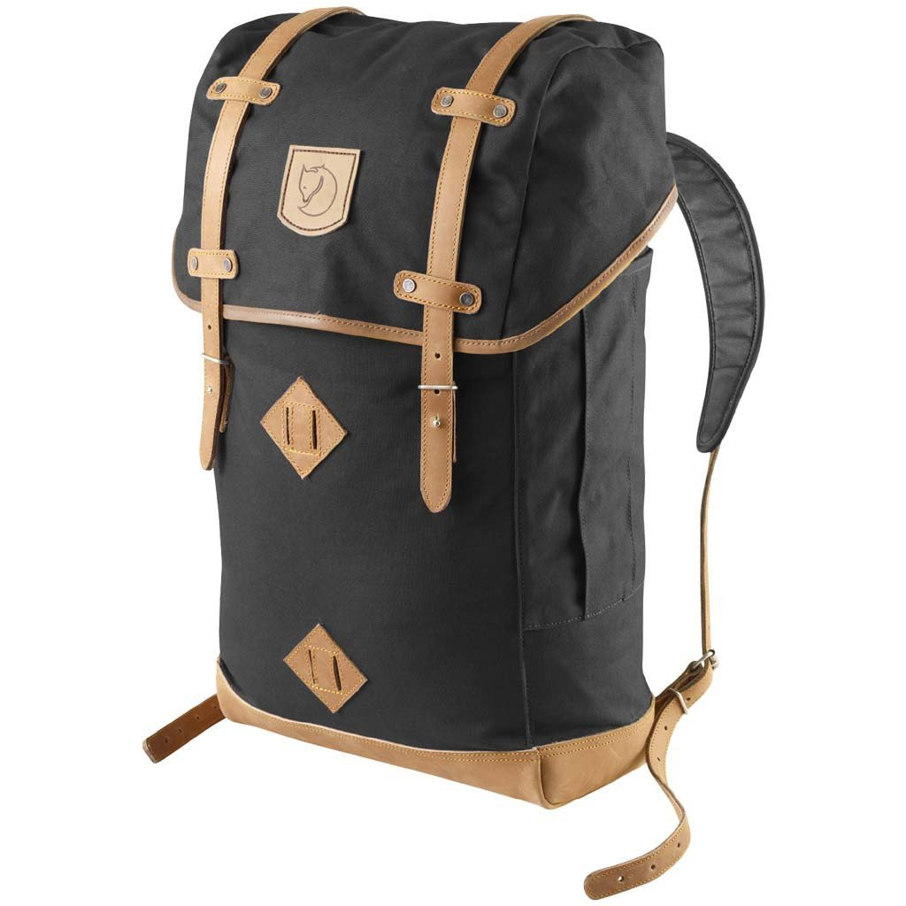 Fjallraven Rucksack No. 21 Large Backpack Mens Sz 30L