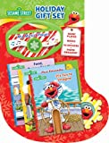 Sesame Street Holiday Gift Set, Reader's Digest Editors, 0794428134