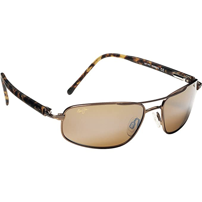 c29205c96e Maui Jim Kahuna Sunglasses - Polarized Met Copper HCL