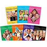 The GOLDEN GIRLS Seasons 1-7 Complete Series Collection Season 1 2 3 4 5 6 7 DVDS