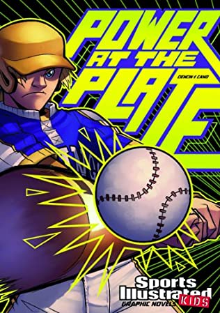 book cover of Power at the Plate
